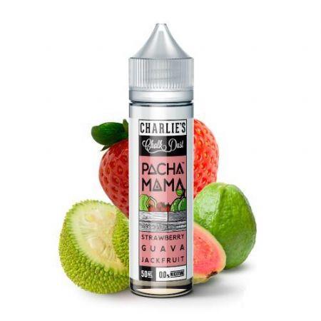 Pachamama - 50ml+ - Strawberry Guava Jackfruit
