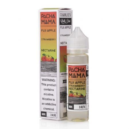 Pachamama - 50ml+ - Apple Strawberry Nectarine