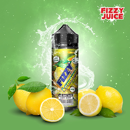 Fizzy 100ml++ Lemonade