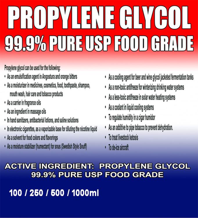 Propylenglykol 250ml