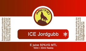 10++ Arctic - ICE Jordgubb