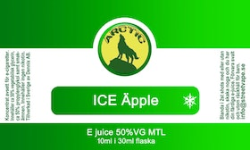 10++ Arctic - ICE Äpple