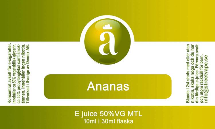 10++ Ananas