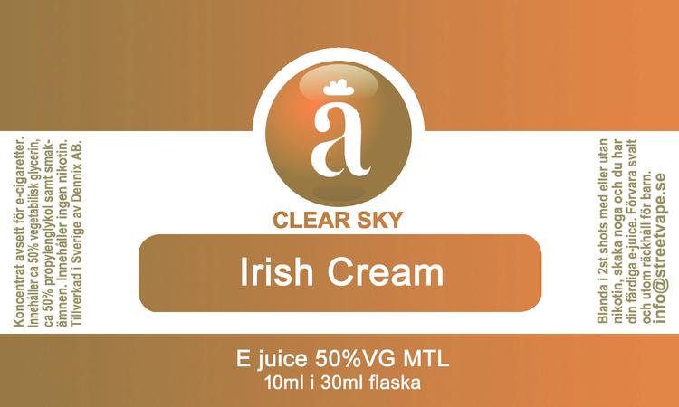 10++ Irosh Cream