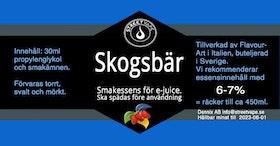 Essens 30ml Skogsbär (rek 6.5%)