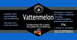 Essens 30ml Vattenmelon (rek 7%)
