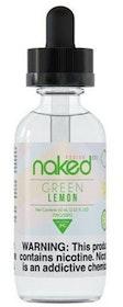 Naked 100 Green Lemon 50+10ml shortfill