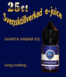 10++ Arctic - ICE Svarta Vinbär