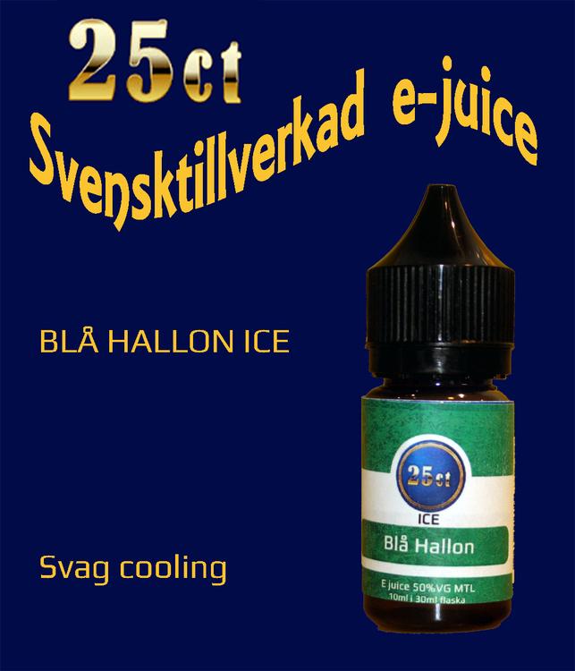 10++ Arctic - ICE Blå Hallon