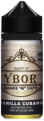 50+++++ Heart of Ybor - Vanilla Cubano