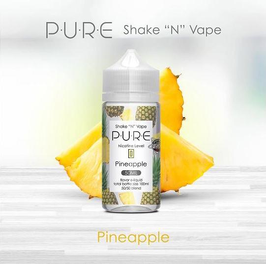 50+++++ PURE - Pineapple