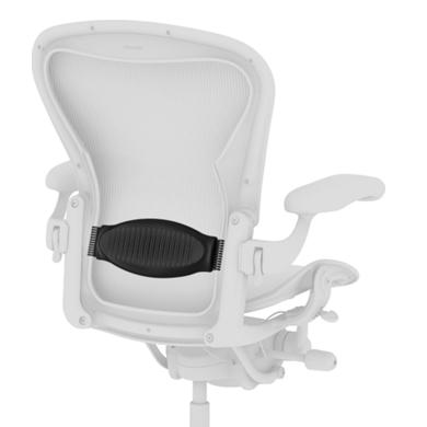 Svankstöd / Lumbar pad till Herman Miller Aeron A/B/C