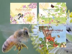 Barnbokspaket: Vårkänslor