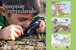 Barnbokspaket: Sommarsagor