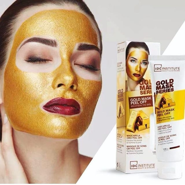 IDC Institute - Gold Mask Series Peel Off face mask