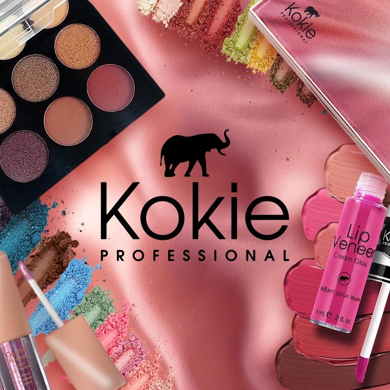 Makeup från Kokie Cosmetics