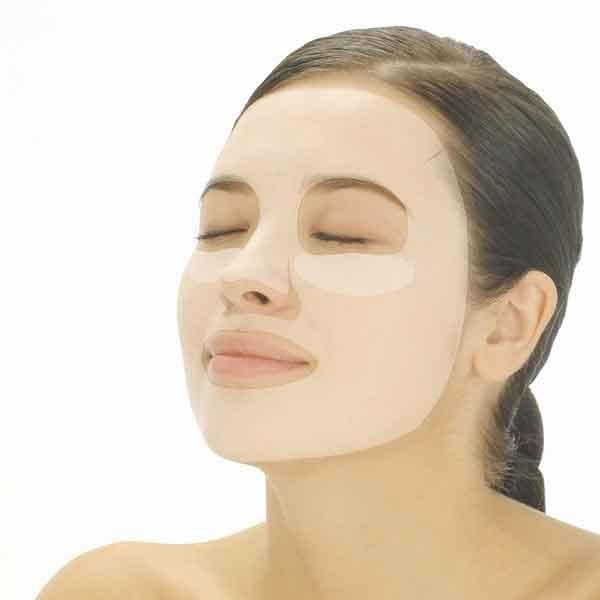 Ansiktsmask Återfuktande