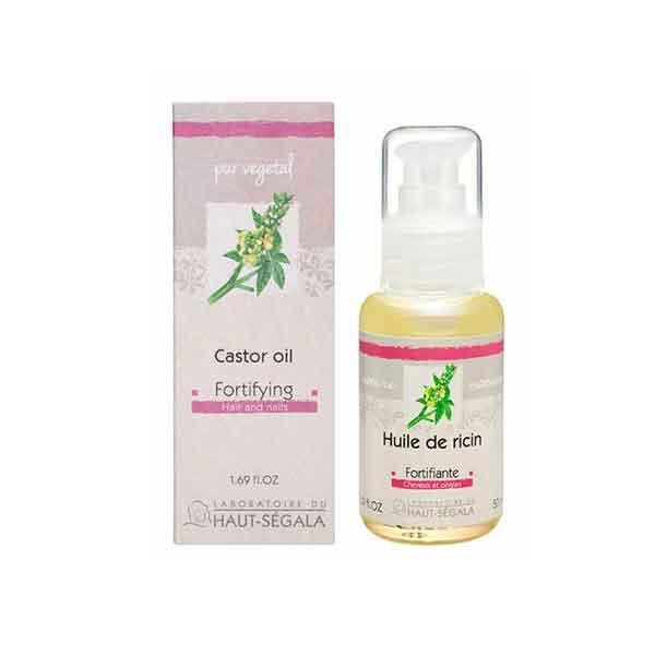 HAUT-SÉGALA Castor oil 50 ml