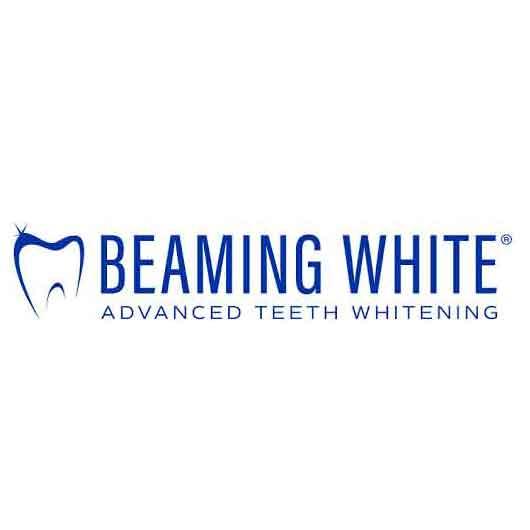 Beaming White