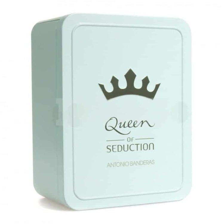 Antonio Banderas Queen Of Seduction Edt 80 ml - Collector´s Edition