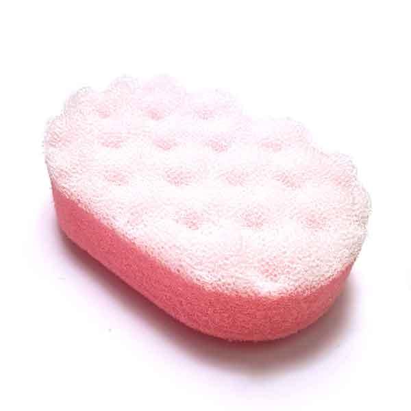 Badsvamp rosa