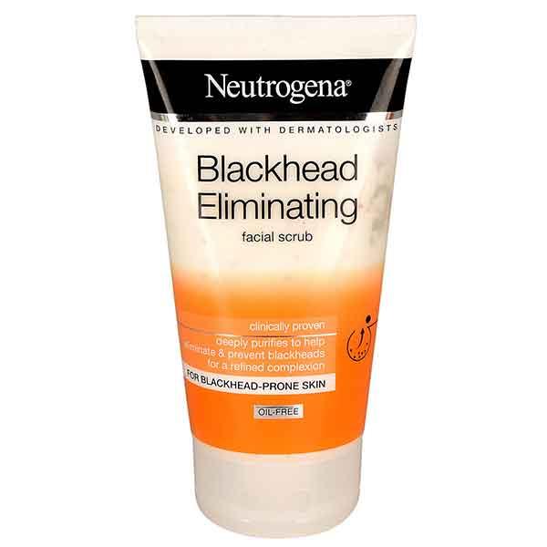 Neutrogena Blackhead Eliminating Facial Scrub