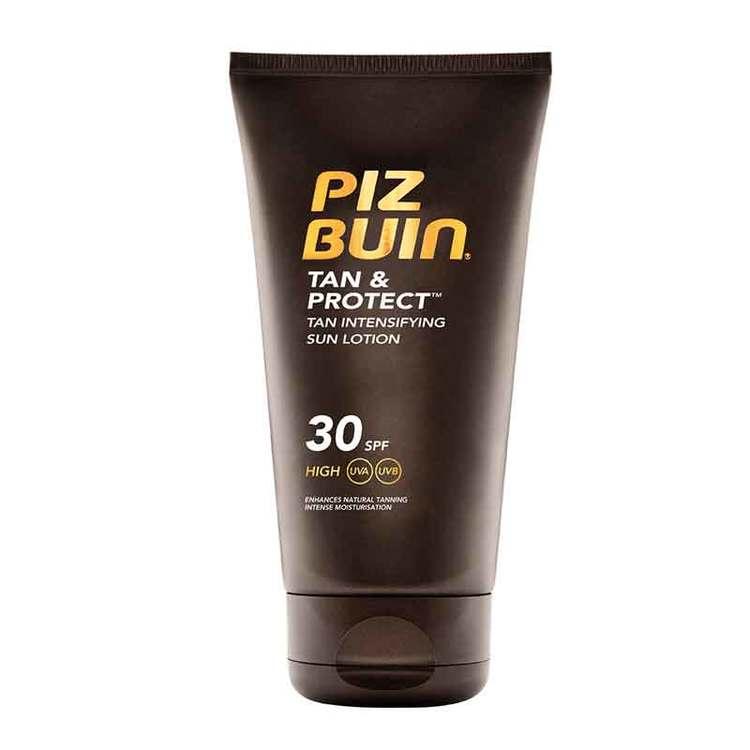 Piz Buin Tan & Protect Lotion SPF 30