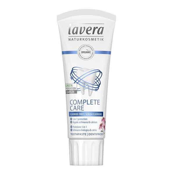 LAVERA Toothpaste Complete Care Fluoride-Free 75 ml