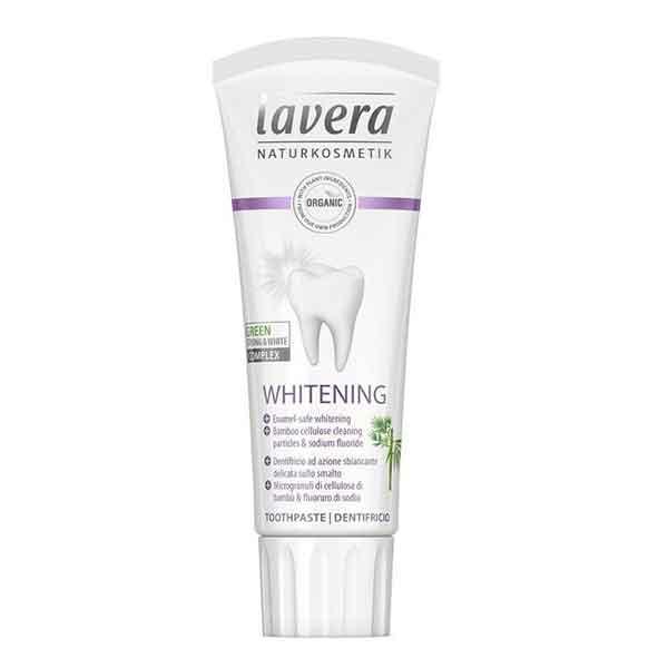 LAVERA Toothpaste Whitening 75 ml