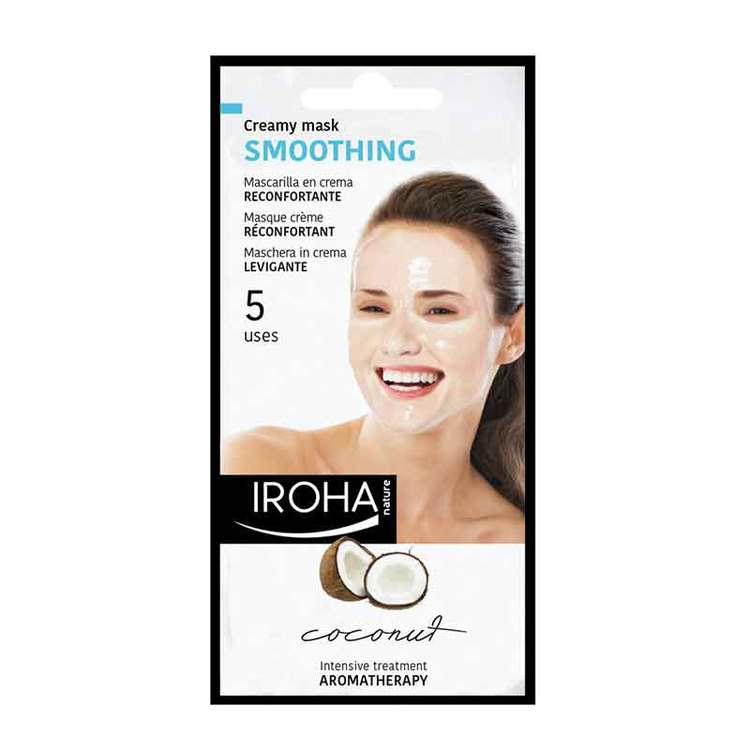 IROHA Creamy Mask Smoothing Coconut