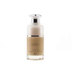 Aden Cream Foundation No 01 Nude