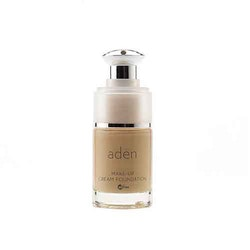 Aden Cream Foundation No 01 Nude