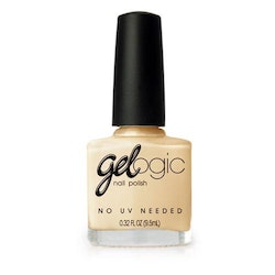 PRETTY WOMAN gelogic nail polish Champange