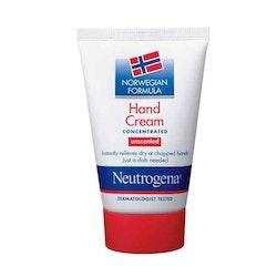 Neutrogena Norwegian Formula Hand Cream oparfymerad
