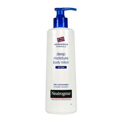 Neutrogena Norwegian Formula Deep Moisture Body Lotion Dry Skin