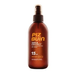Piz Buin Tan & Protect Oil Spray SPF 15