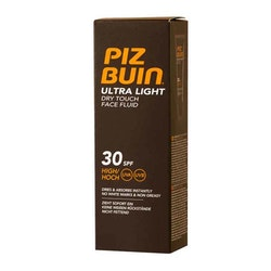 Piz Buin Ultra Light Dry Touch Face Fluid SPF 30