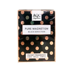 AQC Fragrances Pure Magnetism Black Seduction Pocket