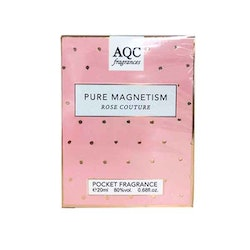 AQC Fragrances Pure Magnetism Rose Couture Pocket