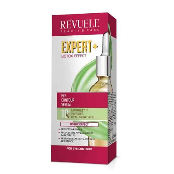 REVUELE Expert+ Botox Effect Eye Contour Serum