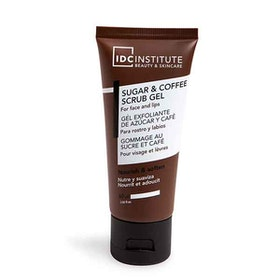 IDC INSTITUTE Sugar and Coffee Scrub Gel