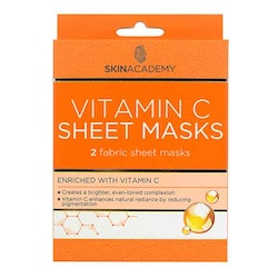 Skin Academy Vitamin C Sheet Masks
