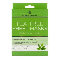 Skin Academy Tea Tree Sheet Masks