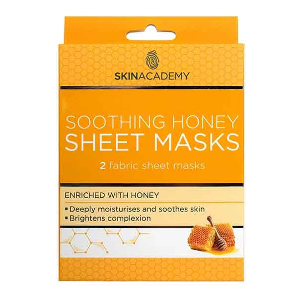 Skin Academy Honey Sheet Masks