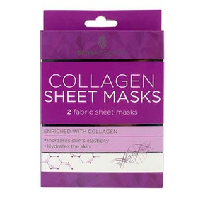 SKIN ACADEMY Collagen Sheet Masks