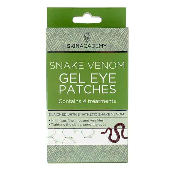 Skin Academy Snake Venom Gel Eye Patches