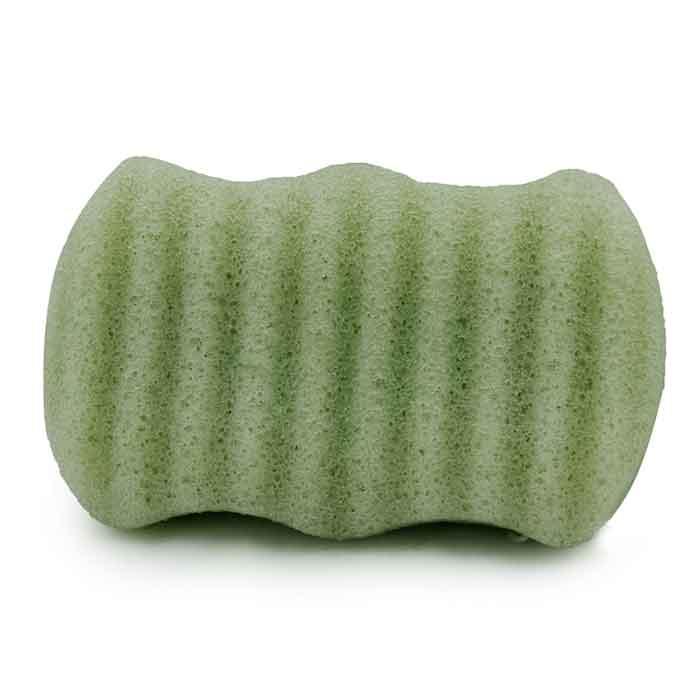 Konjac Sponge badsvamp Green Tea