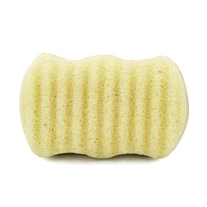 Konjac Sponge badsvamp Lime