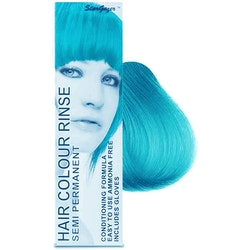 StarGazer Hair Colour Rinse Semi Permanent UV Turquoise
