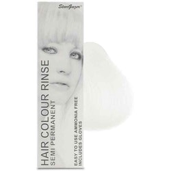 StarGazer Hair Colour Rinse Semi Permanent White
